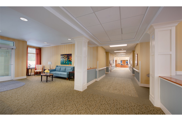 Harkins Builders Projects Waldorf Skilled Nursing Facility