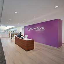 NuVasive Office Fit-Out