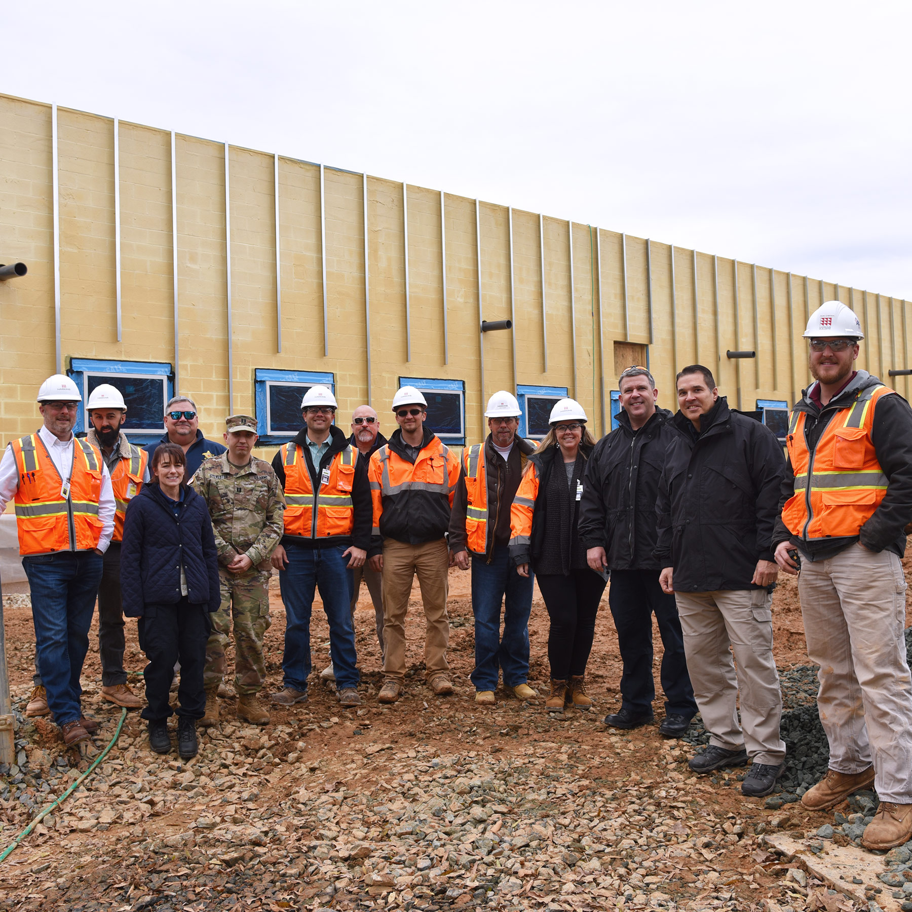Canine Training Facility Tops Out in Laurel, MD