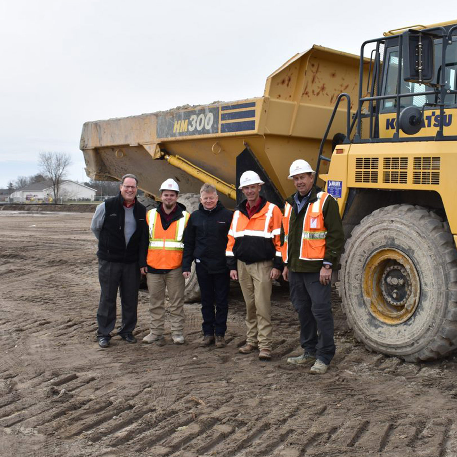 The Square at Merritt Mill Breaks Ground