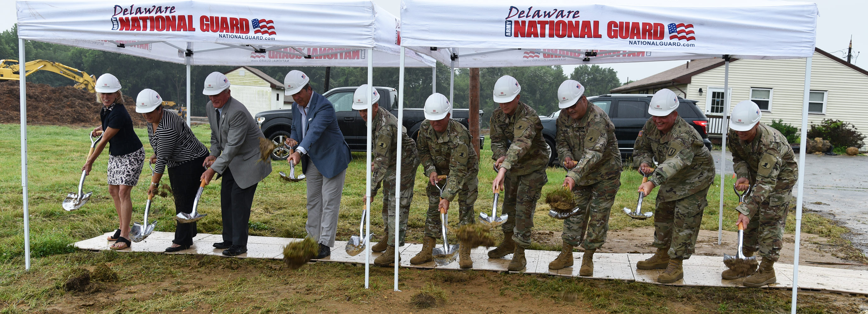 Group breaks ground on project in Delaware