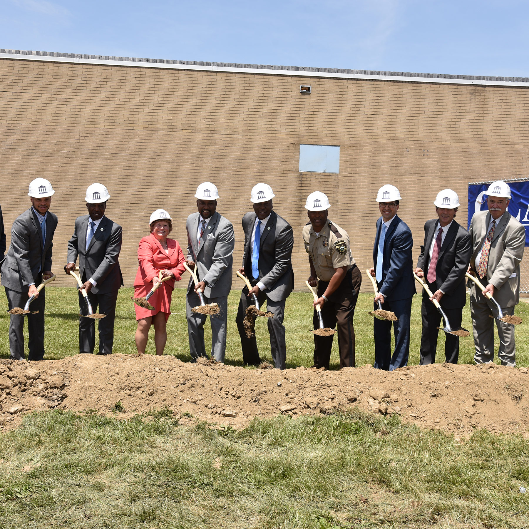 New Circuit Courthouse Breaks Ground