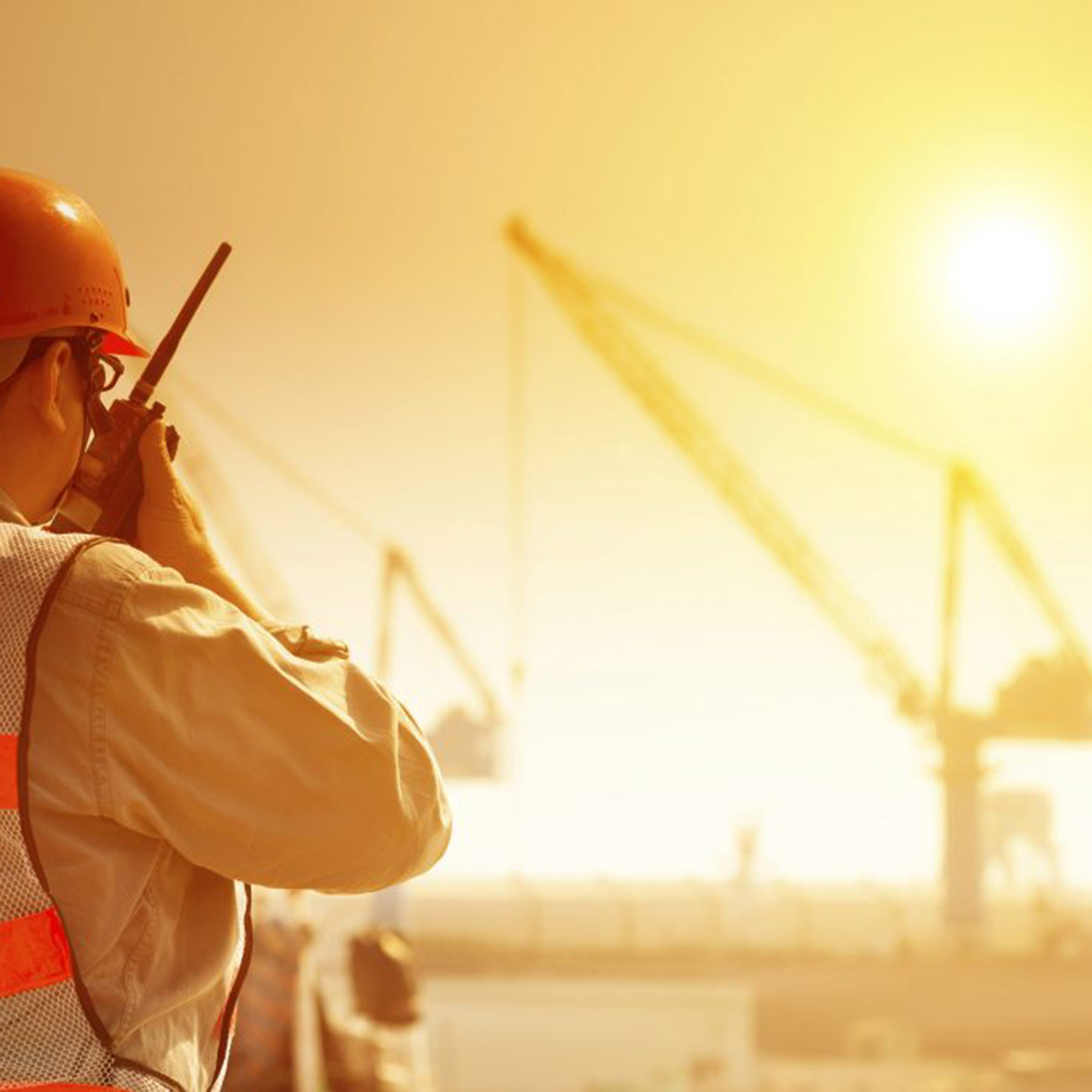 Protecting Workers from High-Heat in Construction
