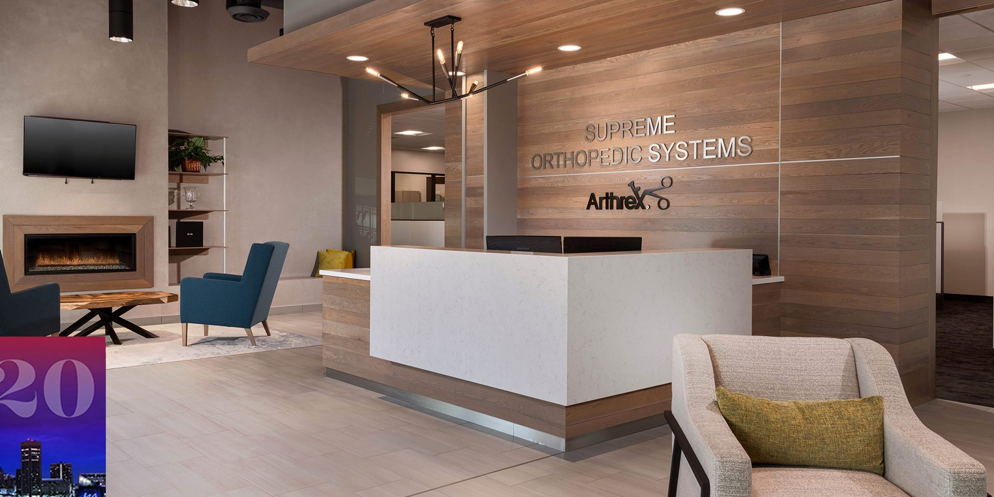 Supreme Orthopedics project win NAIOP