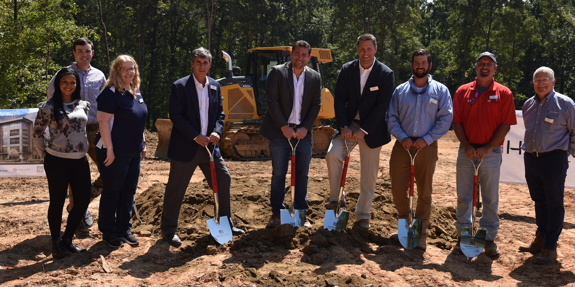 The Oliver Groundbreaking